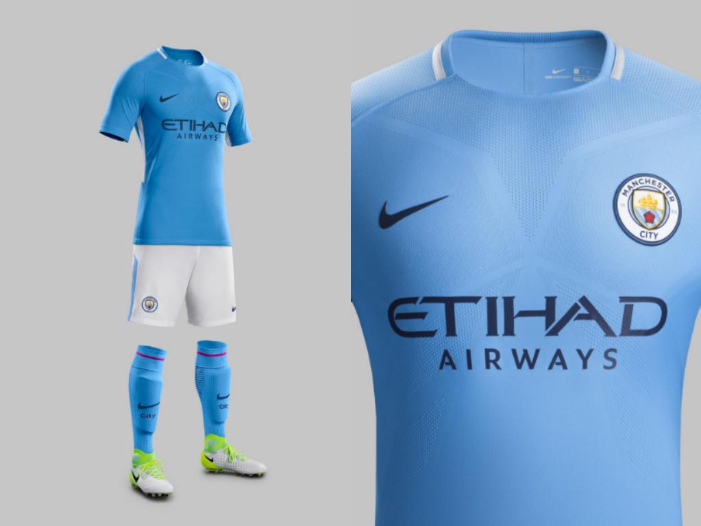 Manchester City (Heimtrikot)