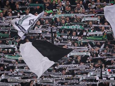 Die Gladbacher Fans bescheren ihrem Verein eine Geldstrafe