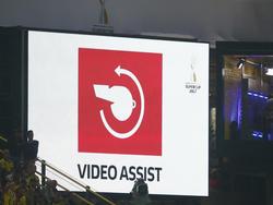 Der Video-Assistent kommt bei den Samstagsspielen nicht wie gewünscht zum Einsatz