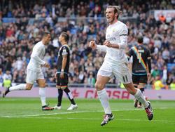 Gareth Bale kostete die Königlichen angeblich 99,7 Millionen Euro