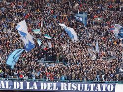 Die Fans von Lazio sind durch rassistische Schlachtrufe aufgefallen