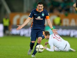 Zlatko Junuzović fällt im Pokalspiel gegen Leverkusen aus