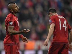 Während Vidal in den Bayern-Kader zurückkehrt, muss Alonso pausieren