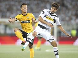 Im Rückspiel der CL-Quali möchte sich Gladbach erneut gegen Young Boys Bern durchsetzen