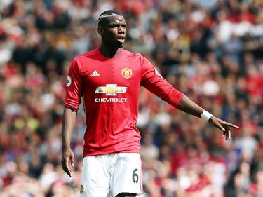 Paul Pogba ist im United-Mittelfeld gefragt