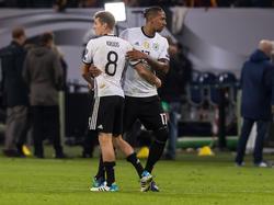 Boateng und Kroos sind in der UEFA-Manschaft des Jahres