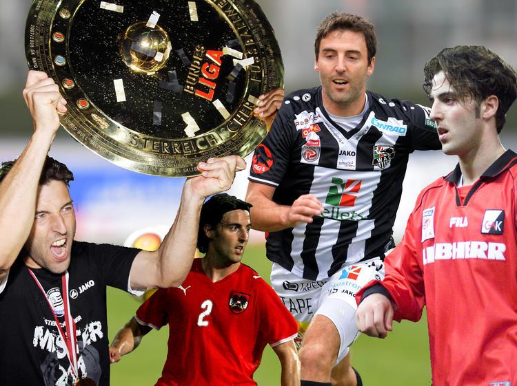 Joachim Standfest: Der einzige aktive Bundesliga-Spieler, der sein Debüt in den 90ern hatte