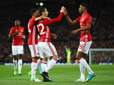 Manchester United steht im Halbfinale der Europa League