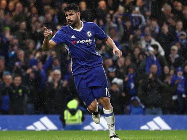 Diego Costa tendrá que realizar un plan específico para recuperarse. (Foto: Getty)