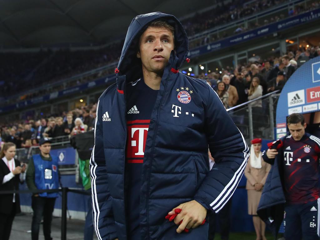 Müllers Verletzung kommt für die Bayern zur Unzeit