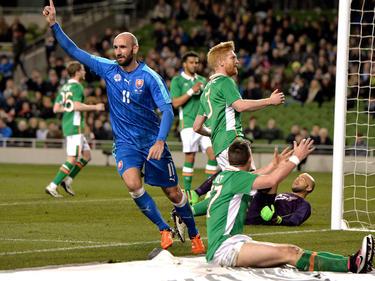 Irland holt trotz zweier Elfmeter nur ein Remis