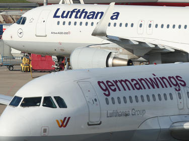 El A320 de Germanwings despegó sin los integrantes del Dalkurd. (Foto: Getty)
