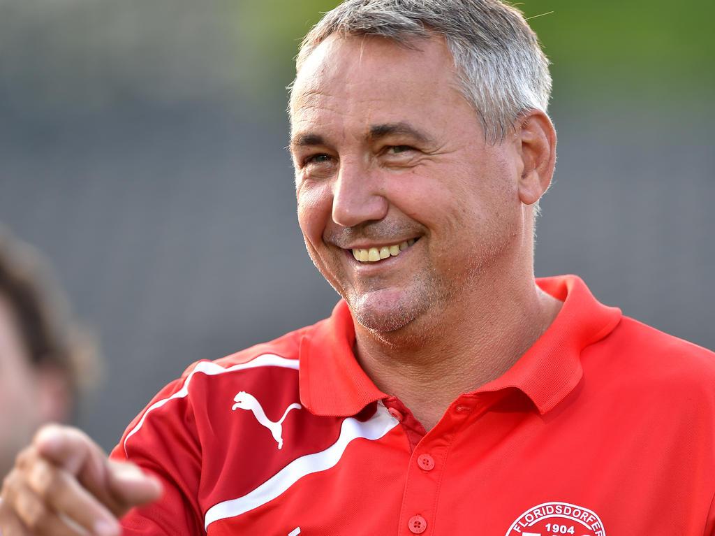 Pacult neuer Trainer bei Radnicki Nis in Serbien