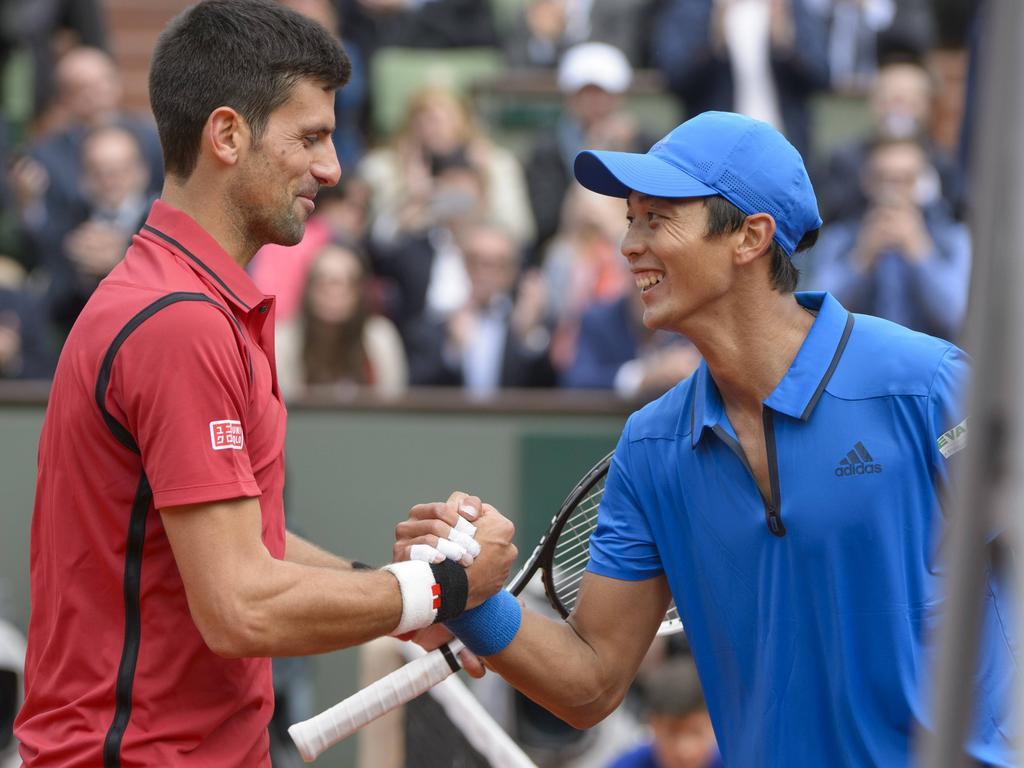 Novak Djokovic siegte locker zum Auftakt