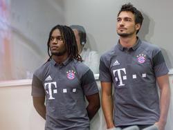 Renato Sanches und Mats Hummels haben den FC Bayern rund 70 Millionen Euro gekostet