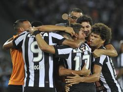 Botafogo se metió tras el suspense en la siguiente ronda del campeonato. (Foto: Imago)