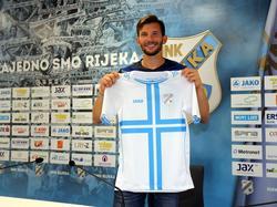 Alexander Gorgon hat in Rijeka allen Grund zur Freude