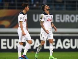 Tottenham kassierte beim KAA Gent eine bittere Niederlage