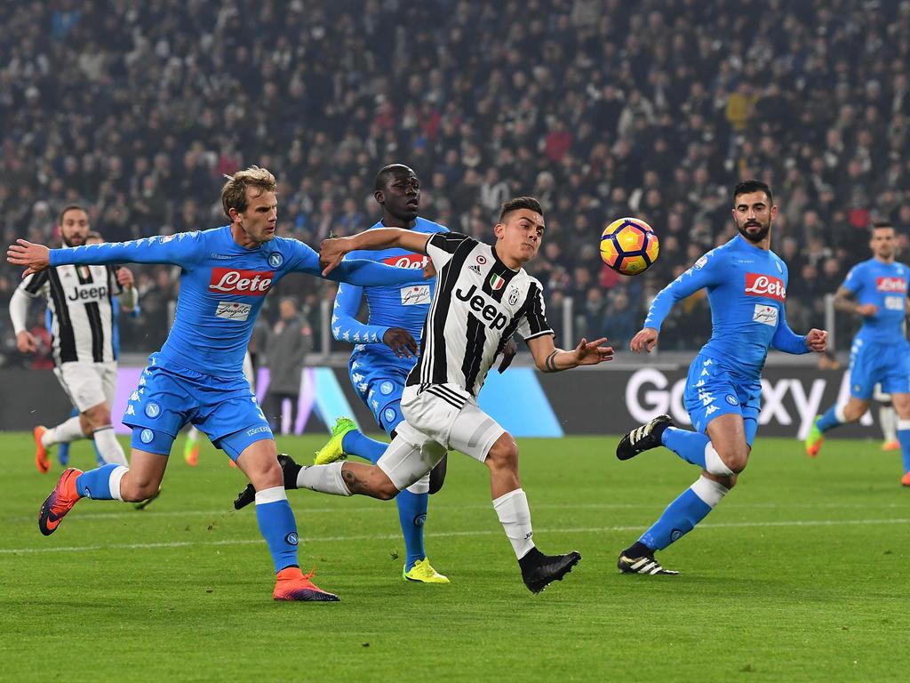 Dybala und Higuaín schießen Juve auf Finalkurs