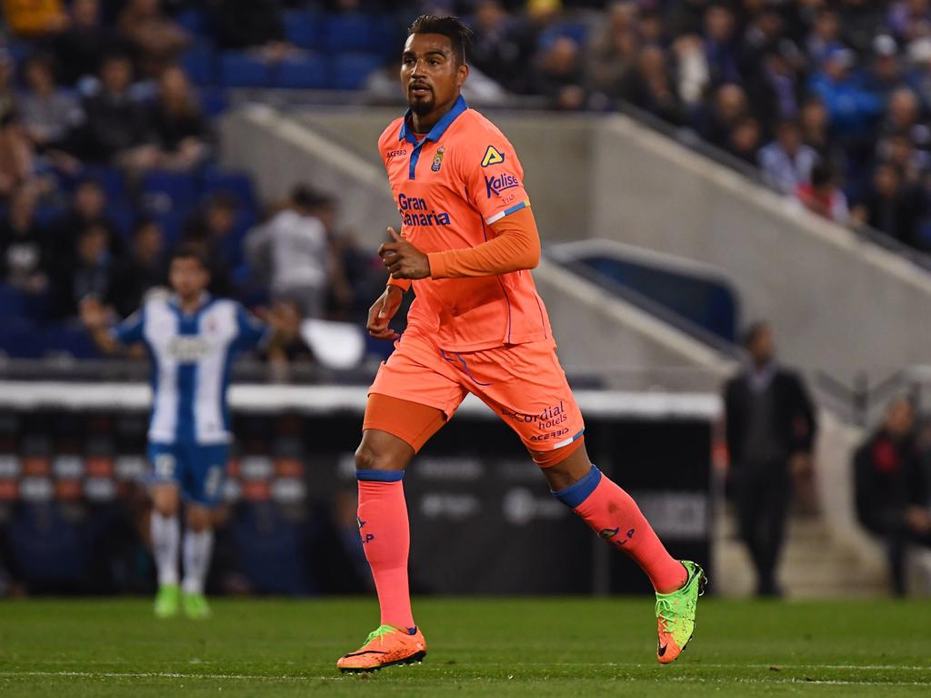 Kevin-Prince Boateng spielt seit 2016 für UD Las Palmas