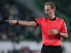 Schiedsrichter Sascha Stegemann bereut seinen Elfmeter-Pfiff