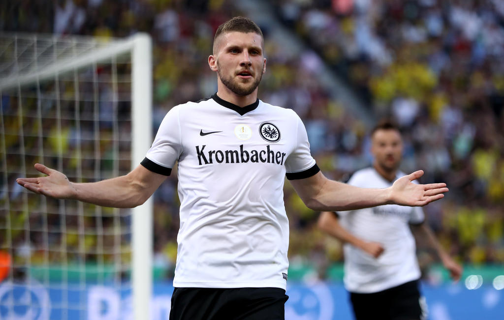 Ante Rebić (Eintracht Frankfurt)