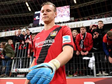 Bernd Leno würde gern ins Ausland wechseln