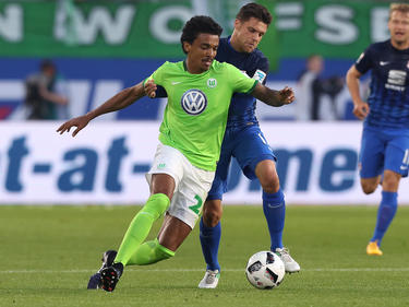 Luiz Gustavo spielt seit 2015 beim VfL Wolfsburg
