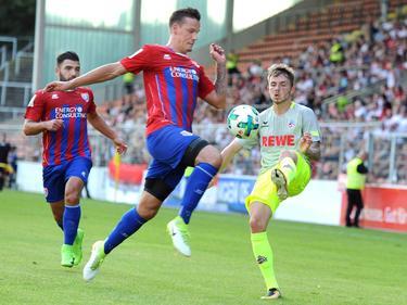 Der 1. FC Köln spielt gegen Uerdingen nur 0:0