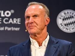 Karl-Heinz Rummenigge meldet sich in der Causa Dembélé zu Wort