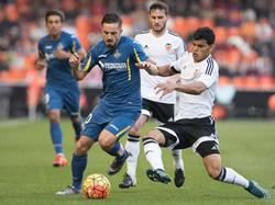 Valencia bleibt weiter sieglos unter Gary Neville