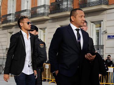 Neymar musste vor Gericht erscheinen