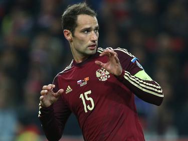 Roman Shirokov wechselt zu CSKA Moskva