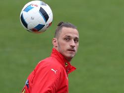 Marko Arnautović soll kurz vor einem Transfer zu Everton stehen