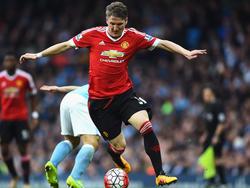 Bastian Schweinsteiger steht vor seinem Comeback für Manchester United