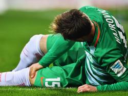Izet Hajrović wird Werder Bremen sehr lange fehlen