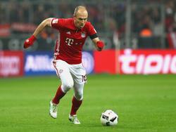 Arjen Robben will mit dem FC Bayern München weiter Erfolg haben
