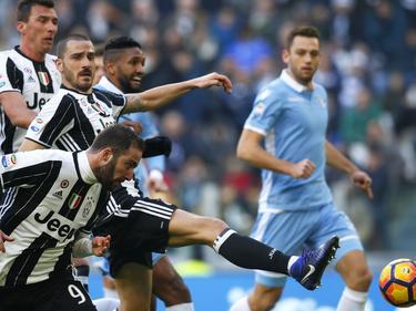 La Juventus lidera el Calcio pero sólo con un punto de ventaja. (Foto: Getty)