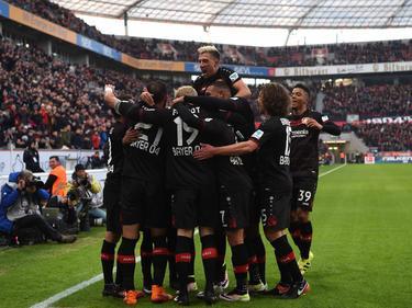 Bayer Leverkusen feiert gegen Hertha BSC einen wichtigen Sieg