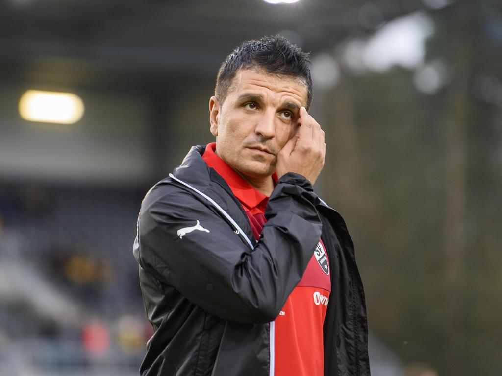 Kenan Kocak warnte vor Schalke 04