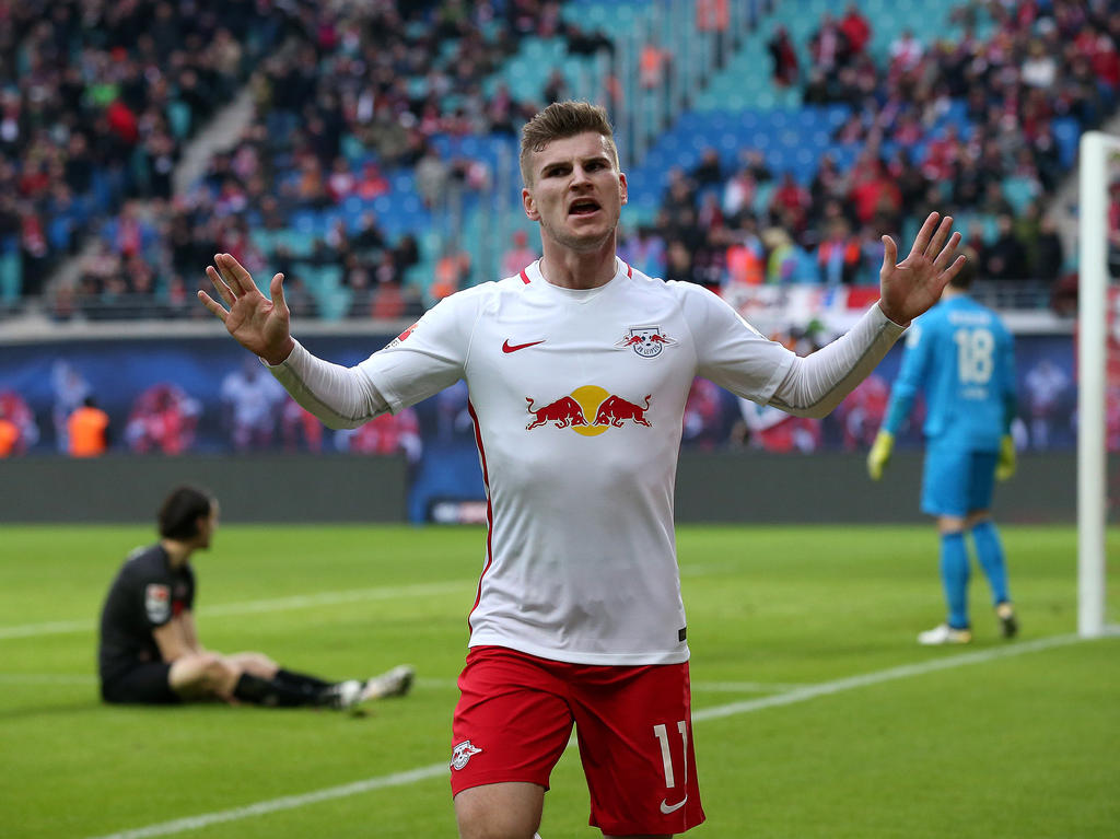 RB-Angreifer Timo Werner möchte nicht mehr der Buhmann sein