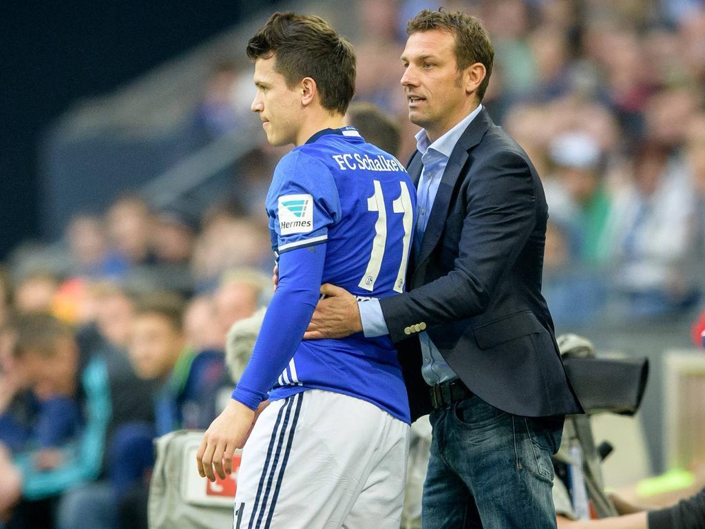 Fußball: Reservisten stören Schalker Ruhe - Strafe für Konopljanka