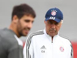 Carlo Ancelotti wurde vom FC Bayern entlassen