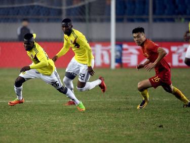 Colombia ha recuperado sensaciones en el país chino. (Foto: Imago)