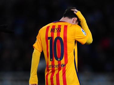 Messi & Co müssen sich erneut geschlagen geben