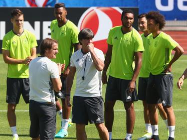 Deutschland startet mit einem Testspiel gegen Finnland