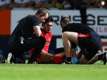 Emre Can musste im Ligapokal verletzt raus und fällt vorerst aus