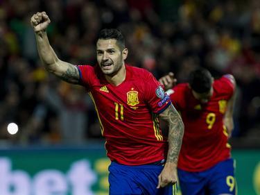 Vitolo bringt Spanien mit seinem 2:0 auf die sichere Siegerstraße