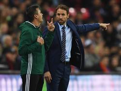 Gareth Southgate könnte die Three Lions auch in Zukunft betreuen