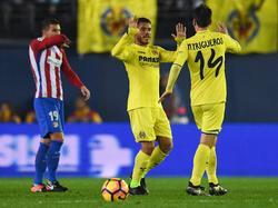 Villarreal setzte sich verdient gegen Atlético Madrid durch